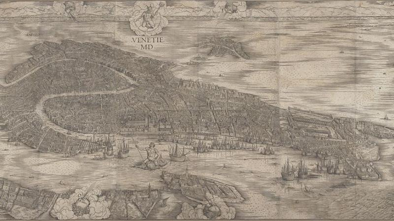 Jacopo De' Barbari's View of Venice