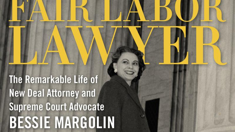 Fair Labor Lawyer book cover.