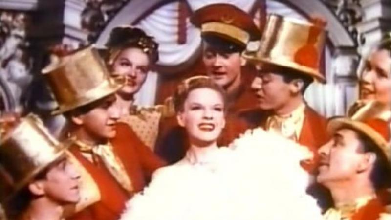 Still of Judy Garland in Till The Clouds Roll By