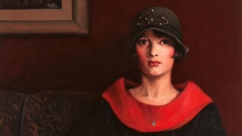 Archibald J. Motley Jr., The Octoroon Girl, 1925.