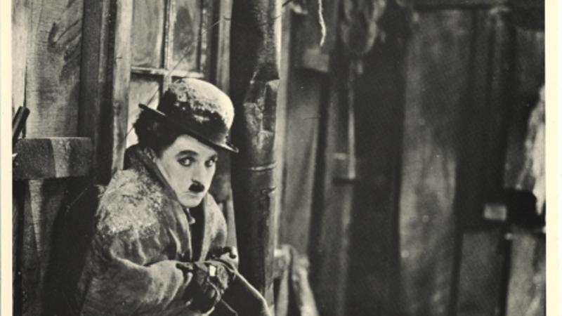 Film still, The Gold Rush, 1925. Bequest of Robert J. Devenney.