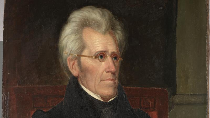 Hannah, Andrew Jackson's Slave | National Endowment for the