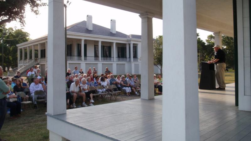 Beauvoir, the Jefferson Davis Home and Library in Biloxi, MS in 2011