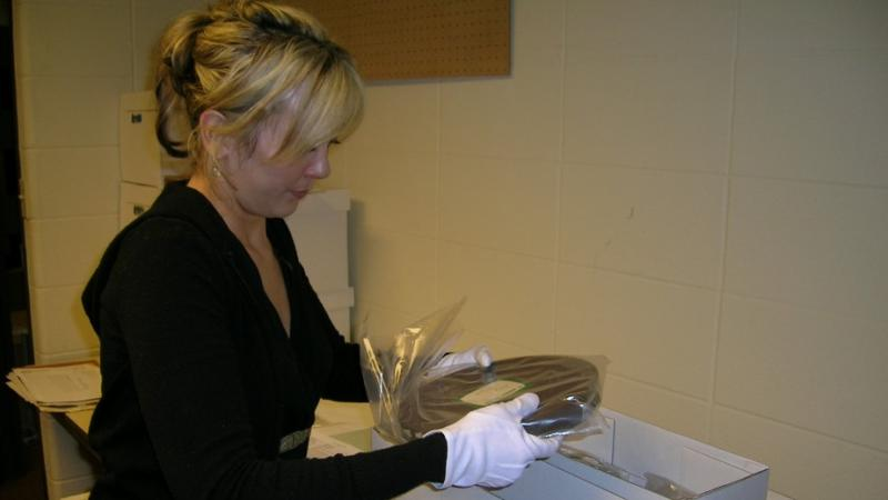 MACC's Preservation Services Director, Elisa Redman