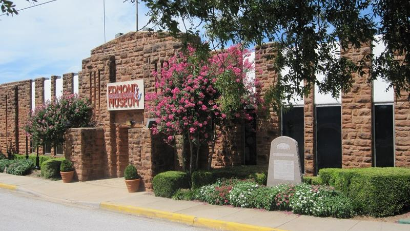The Edmond County Historical Society & Museum