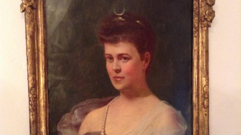 Alva Vanderbilt Belmont (1853-1933), Mobile-born socialite and supporter of woma