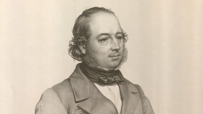 Portrait of John Gould