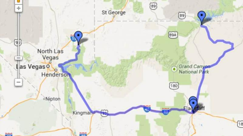 Road Trip to the Great Basin and Colorado Plateau