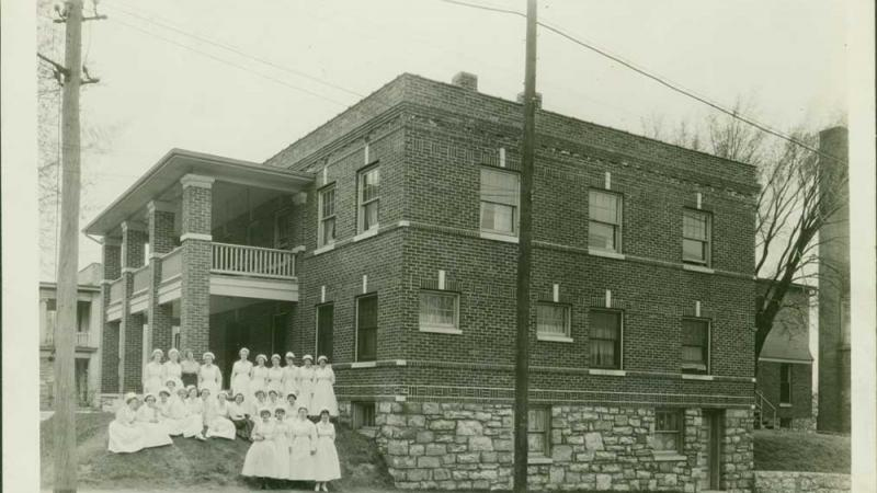 Swedish Hospital Nurses' Home (Kansas City, Mo.), undated