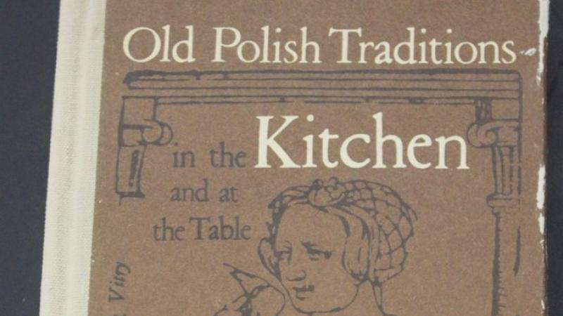 Polish Cookbook Cover Scan