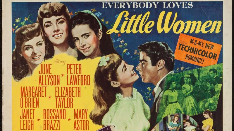 Poster of Little Women film