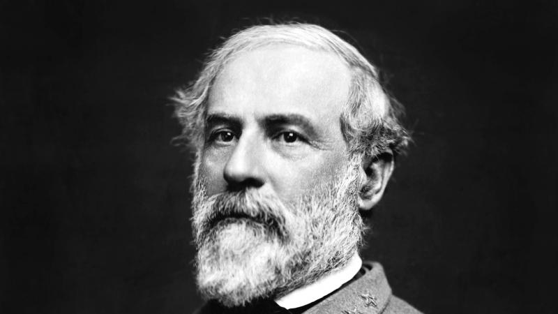 Portrait of Robert E. Lee