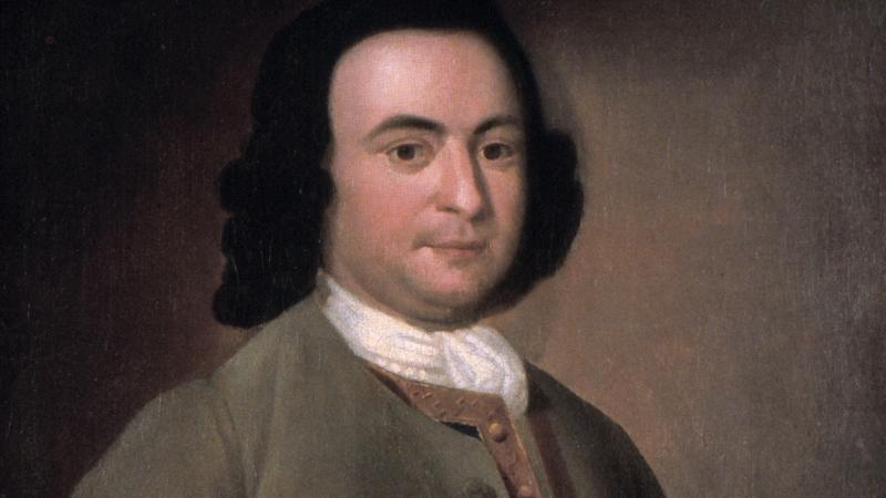 Portrait of George Mason