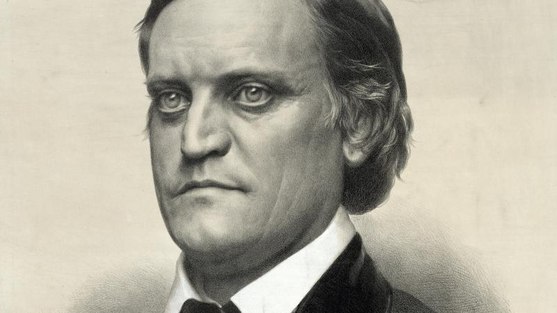 Southern Democrat John C. Breckinridge