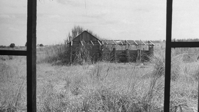 Camp O'Donnell as seen 1945