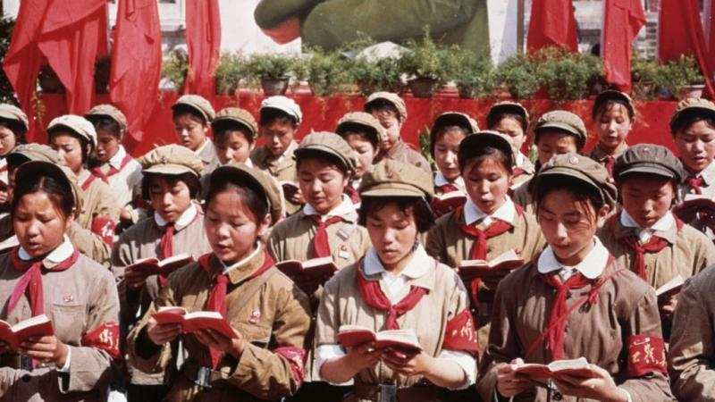 Children of the Chinese Cultural Revolution.