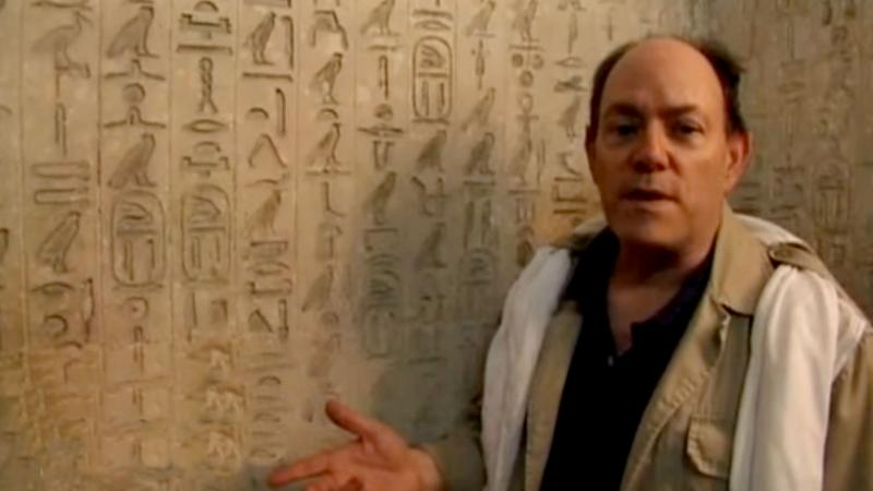 James Allen, Egyptologist.