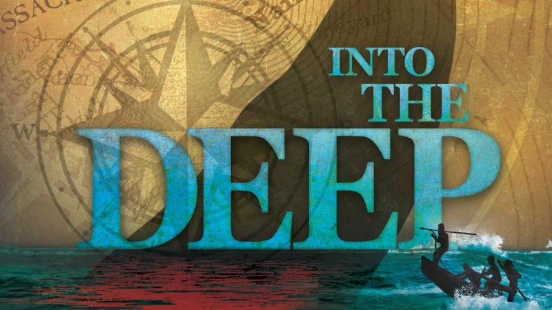 Into the Deep: America, Whaling & the World.