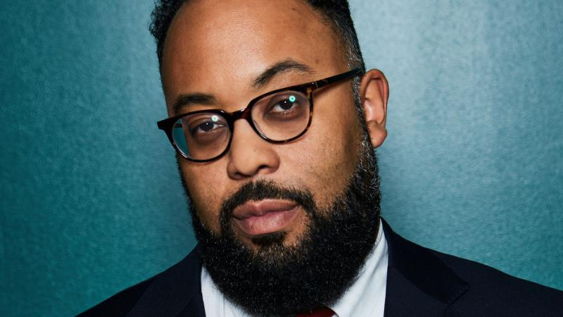 Kevin Young, editor of African American Poetry: 250 Years of Struggle & Song